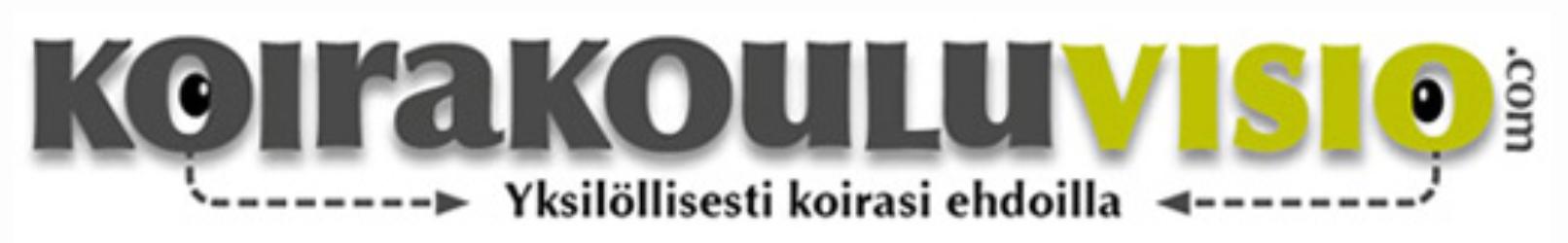 Koirakoulu Visio logo